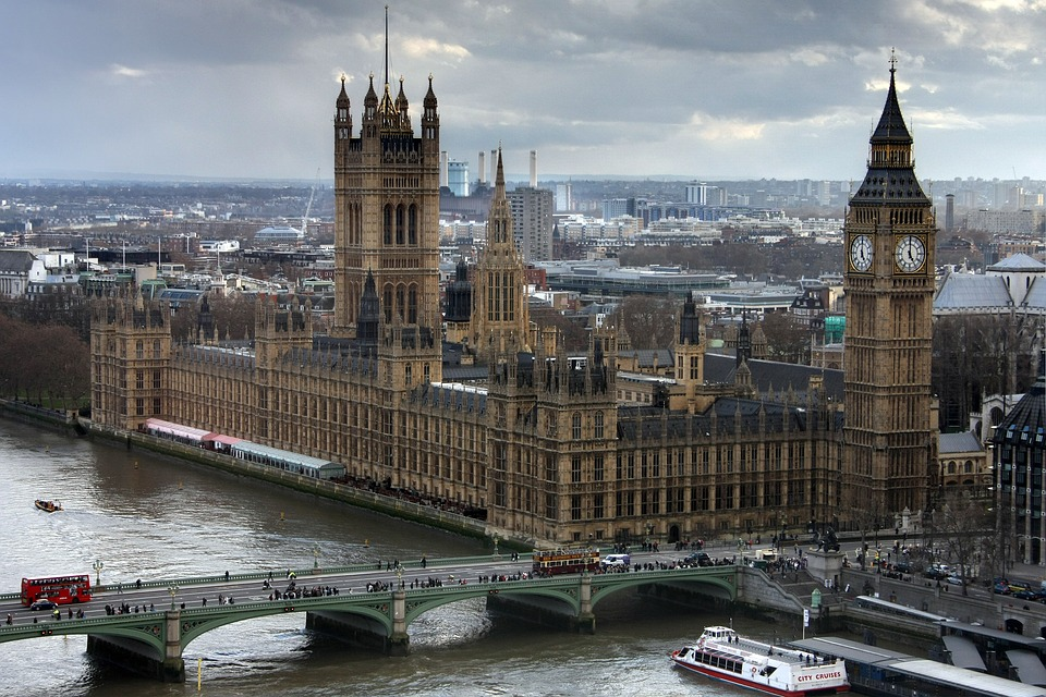 Zpáteční letenka do Londýna od 760 Kč