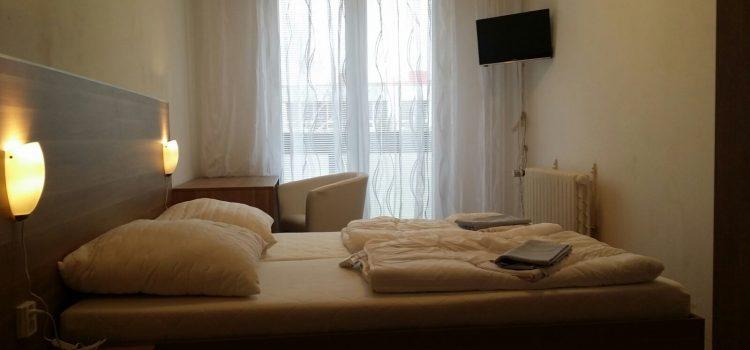 I v Praze se můžete ubytovat levně