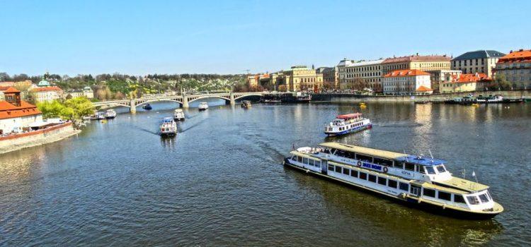 Zažijte v Praze romantický víkend
